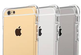 Прозрачный чехол iPhone 6 Plus / 6S Plus (усиленный углами) Ultra Air (Айфон 6 6С Плюс)