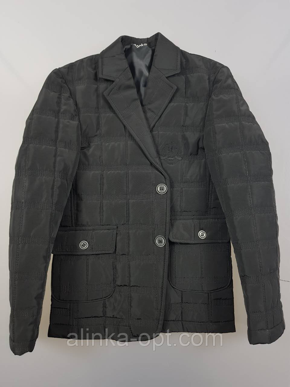 Куртка для мальчиков Looks оптом, 134-158 рр.