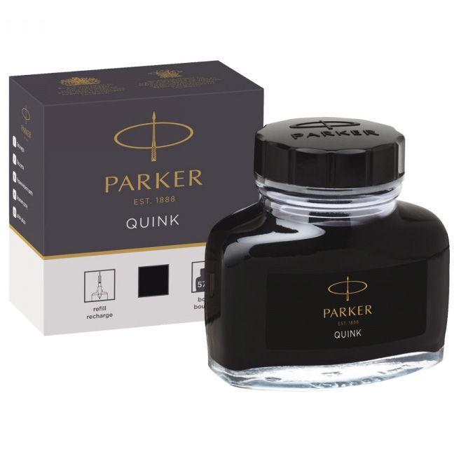 Чернила Parker quink 57мл Z10_Черный