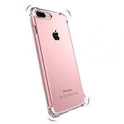 Прозрачный чехол iPhone 7 Plus / 8 Plus (усиленный углами) Ultra Air (Айфон 7 Плюс)