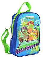 Рюкзак 1Вересня 554746 детский K-18 Turtles, фото 1