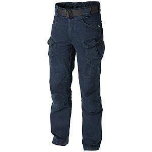 Штаны-джинсы Helikon UTP Cotton Denim Blue L/long (SP-UTL-DM-31)