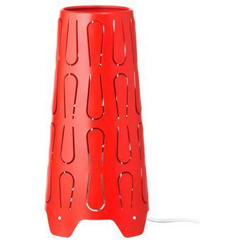 КАЮТА Лампа настольная, оранжевый 90249529 IKEA, ИКЕА, KAJUTA