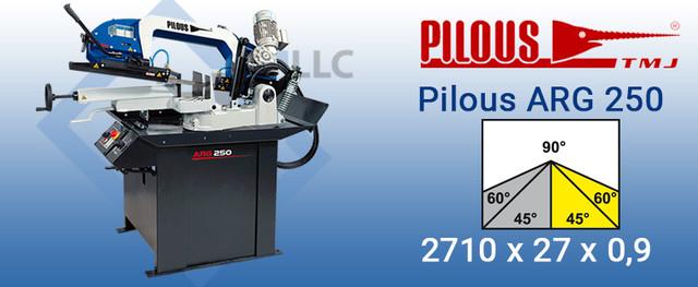 Pilous ARG 250