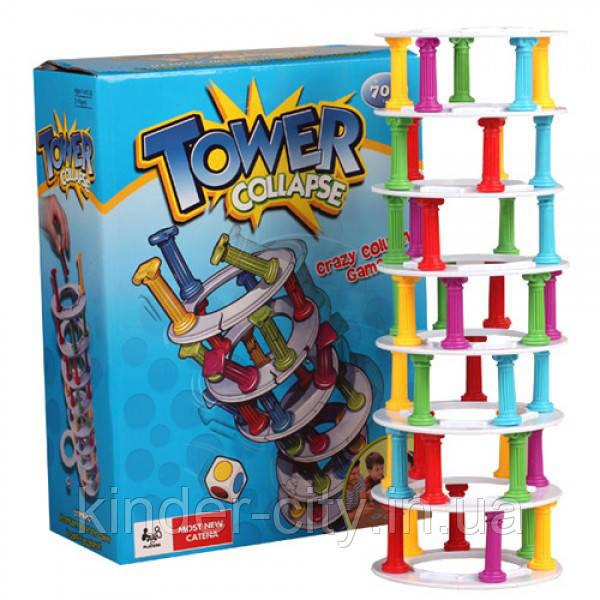 Игра Падающая Башня (Tower collapse) Дженга 147