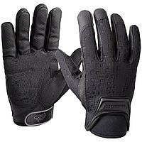 Тактические перчатки Helikon Urban Tactical Line Black - размер XL, XXL (RK-UTL-PU-01)