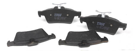 Колодки тормозные (задние) Ford Connect 02-, фото 2