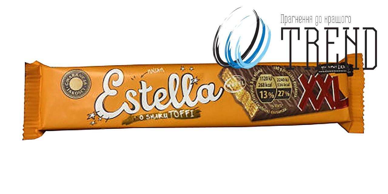 Estella вафлі в шоколаді XXL ( карамель)  50 гр.