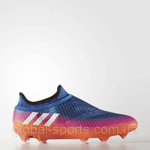 828b1b72 Футбольные бутсы Adidas MESSI 16+ PUREAGILITY FG (Артикул: BB1871) -  магазин Global