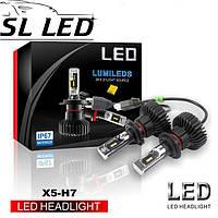 Новая серия Led ламп в основной свет автомобиля- SX5