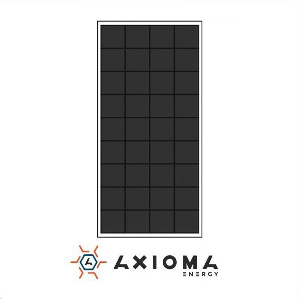 Солнечная батарея AXIOMA ENERGY 150 Вт 12 В монокристаллическая AX-150M