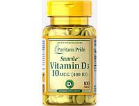 Vitamin D3 400 IU 100 tablets