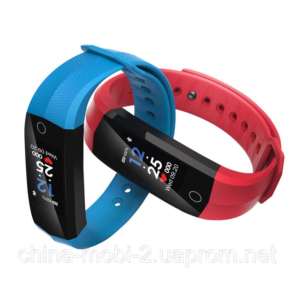 Фітнес-браслет Smart band CD02 Red