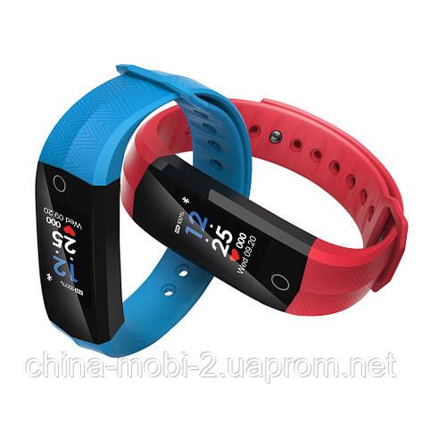 Фітнес-браслет Smart band CD02 Red, фото 2