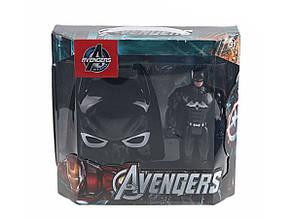 Набор игровой Супергерой+маска Бетмен