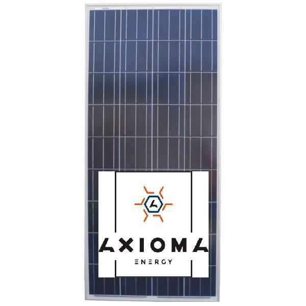 Солнечная батарея AXIOMA ENERGY 150 Вт 12 В поликристаллическая AX-150P
