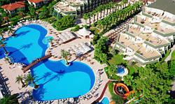 Открытие нового аквапарка в Queen's Park Tekirova Resort & SPA