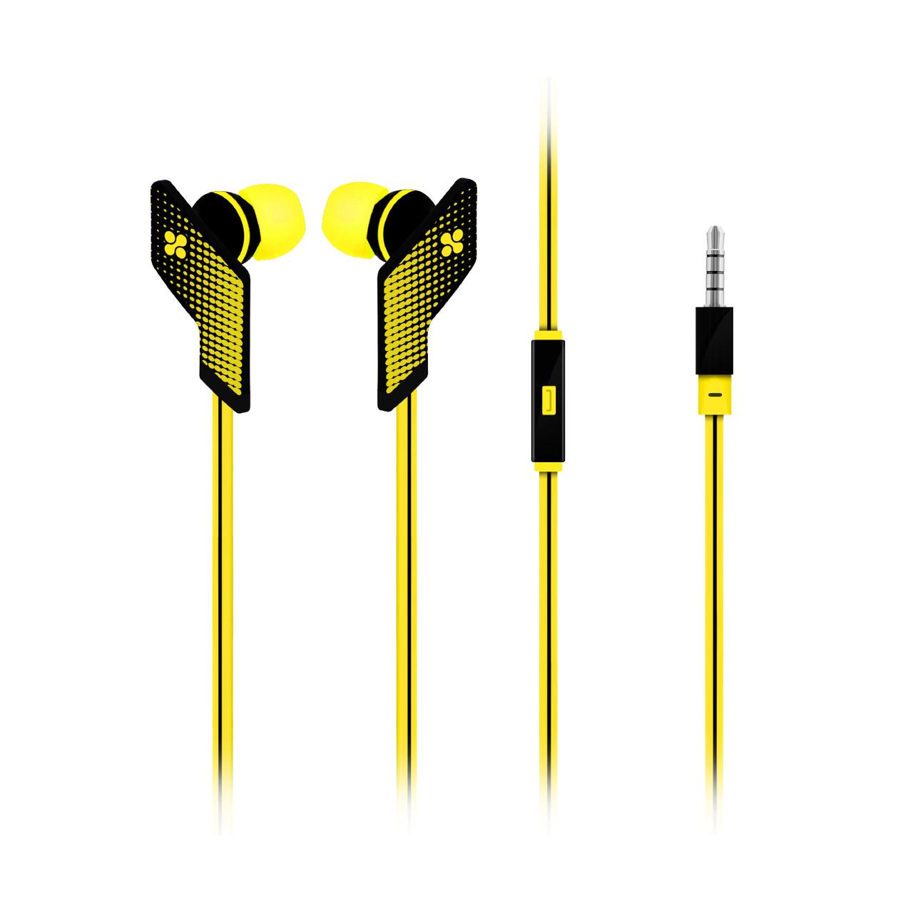 Наушники Swank Yellow