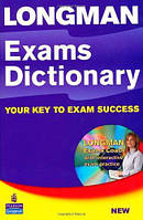 Longman Exams Dictionary + Workbook + CD Your key to exam success