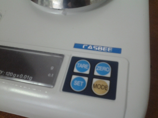 аналитические весы CAS MW