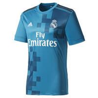 Футбольная формаРеал Мадрид с коротким рукавом 17/18 сезона, резервная, фото 1