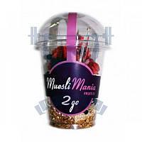 Muesli Mania Granola 2 Go fruit it Гранола спортивное питание полезный перекус заменитель питания