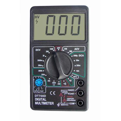 Цифровий професійний мультиметр DT700D