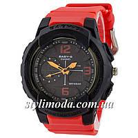 Часы наручные Casio Baby G BGA-230 G Black-Red Wristband