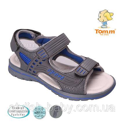 Детские босоножки оптом. Детская обувь 2018. Детская летняя обувь бренда Tom.m для мальчиков (рр. с 32 по 37), фото 2