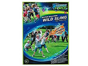 Набір для водяних бомб Wild Sling