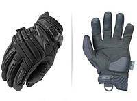 Тактические перчатки Mechanix Wear M-Pact 2 Covert Black (MP2-55)