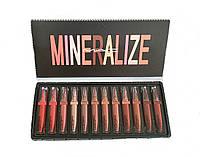 Помады в наборе MAC Mineralize