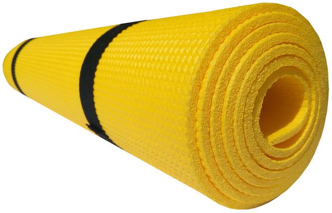 Коврик для фитнеса «JUNIOR XL» 1800х600х5мм (Однослойный), фото 2