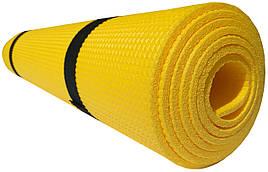 Коврик для фитнеса «JUNIOR XL» 1800х600х5мм (Однослойный)