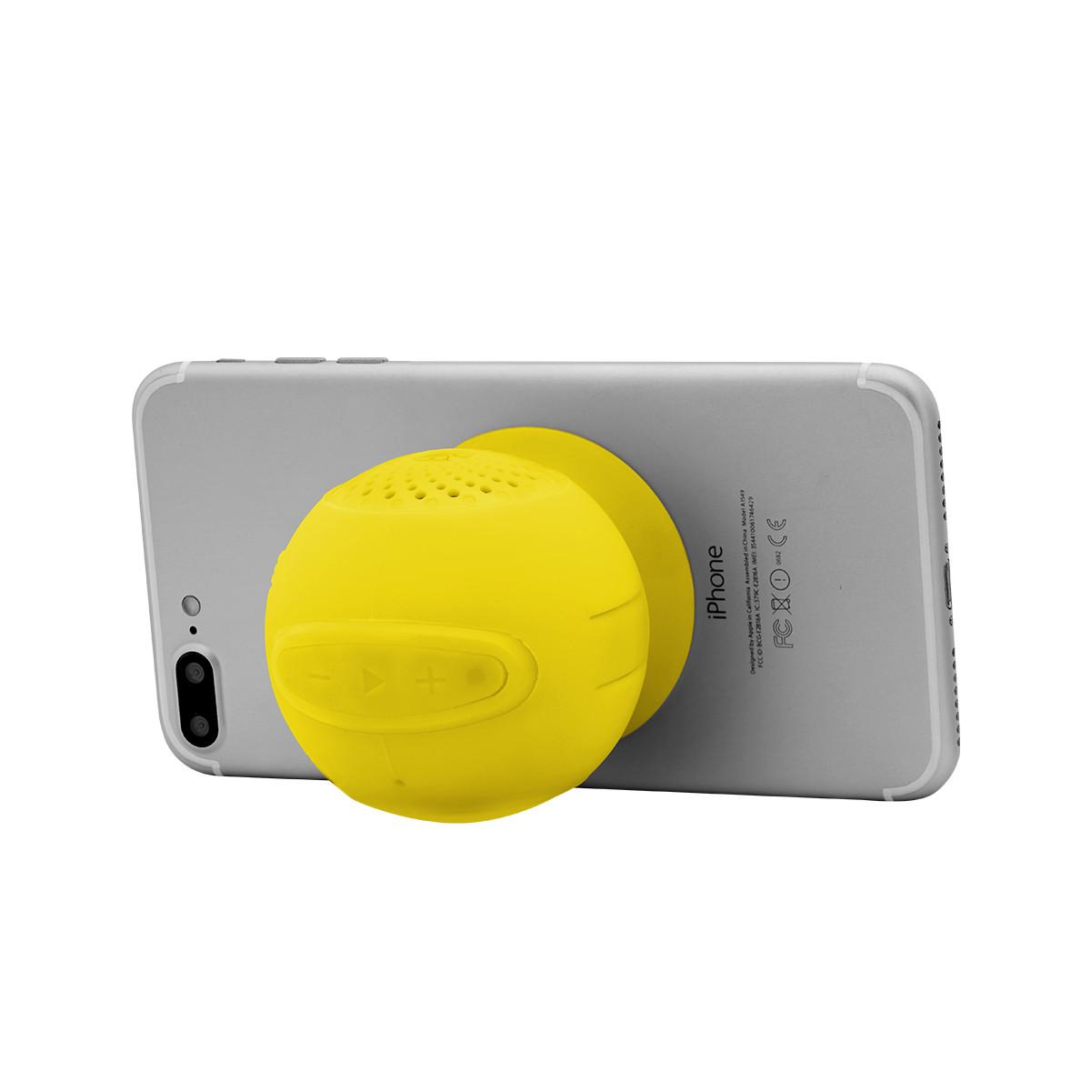 Bluetooth колонка Promate Globo-2 Yellow