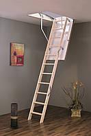 Чердачная лестница Tradition 120х70 Minka деревянная с утепленным люком
