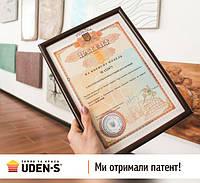 UDEN-S отримав патент на керамогранітні обігрівачі!