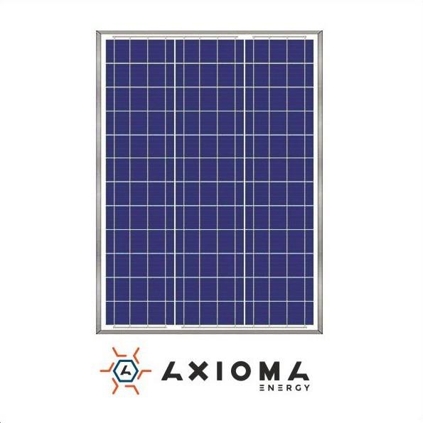Солнечная батарея AXIOMA ENERGY 50 Вт 12 В поликристаллическая AX-50P