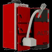 Пеллетный твердотопливный котел с автоматической подачей Альтеп DUO UNI Pellet (КТ-2Е-PG) 15, фото 1