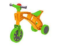 Каталки и качалки «ТехноК» (3220) Ролоциклжелтый