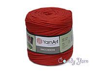 YarnArt Maccheroni, Красный мак