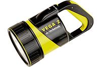 Подводный фонарь Италия на батарейках Vega 2 AquaLung Technisub