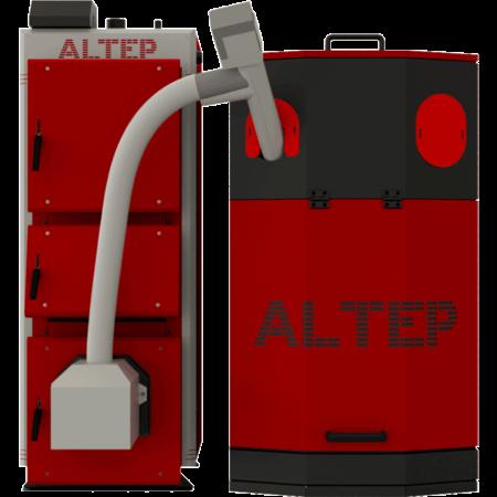 Универсальный автоматический котел на пеллетах Альтеп DUO UNI Pellet (КТ-2Е-PG) 27