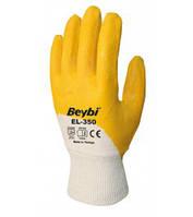 Перчатки рабочие трикотажные с нитрилом EL-350,1 пара
