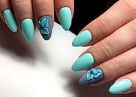 Маникюр с цветами: весеннее настроение на ногтях