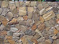 Имитация камня в Харькове.Отделка искусственным камнем и плиткой под камень, фото 1
