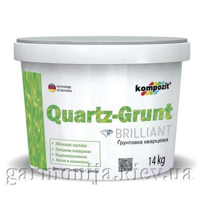Грунтовка адгезионная QUARTZ-GRUNT Kompozit