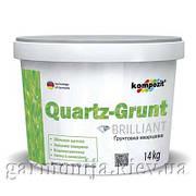 Грунтовка адгезионная QUARTZ-GRUNT Kompozit 4 кг
