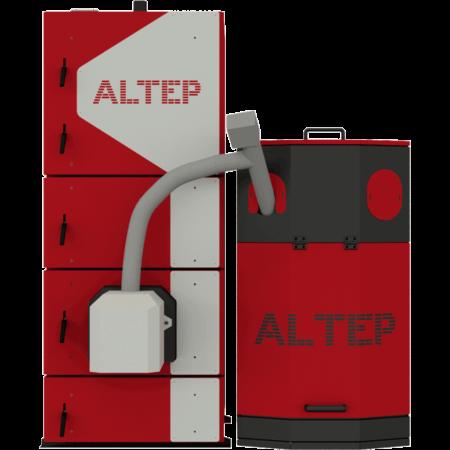 Пеллетные котлы отопления с автоматической подачей Альтеп DUO UNI Pellet (КТ-2Е-PG) 50