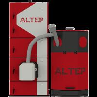Пеллетные котлы отопления с автоматической подачей Альтеп DUO UNI Pellet (КТ-2Е-PG) 50, фото 1